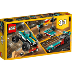Monster Truck Lego - Citykids