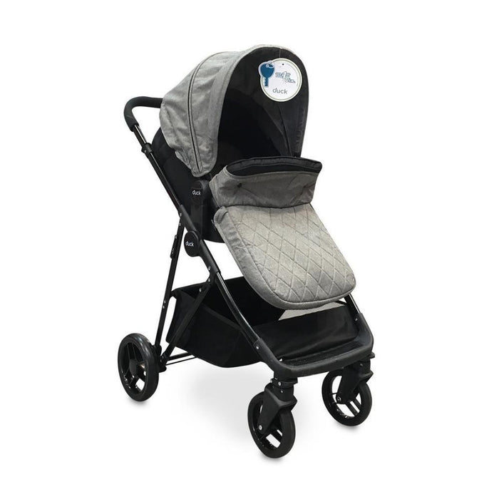 Coche Travel System Con Huevito Pumba Duck - Citykids