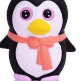Juliana Coleccion Squishy Pinguino 10 Cm Original Jyj 050