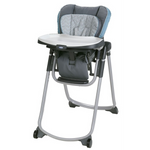 Silla De Comer Plegable Slim Spaces Alden Graco