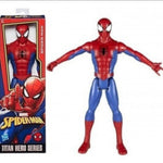 Muñeco Articulado Spiderman Marvel Titan Hero Power Fx
