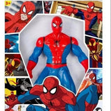 Muñeco Semi Articulado Spiderman Marvel Original 48cm Full