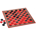 Juego De Mesa Damas Clasico Linea Green Box Original Ruibal