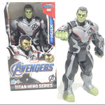 Muñeco Hulk Marvel Avengers Titan Hero Series Power Fx