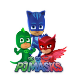 Pistola Blanda Lanzadardos Air Rocket Fleyer Plus Pj Masks
