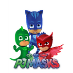 Bote Inflable 102x69cm Pj Masks - Citykids