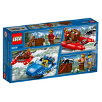 Lego City Wild River Escape Original (60176)