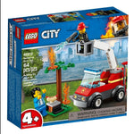 Lego City Incendio en la Barbacoa (60212)
