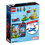 Lego Super Heroes Spider Man Robo De Diamantes (76134)