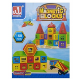 Magnetic Blocks 160 Piezas Ck