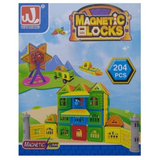 Magnetic Blocks 204 Piezas Ck