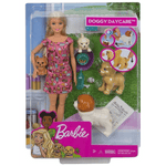 Barbie Guardería De Perritos Mattel - Citykids