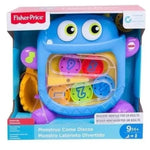 Fisher Price Monstruo Come Discos - Citykids