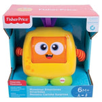 Fisher Price Monstruo Emociones Divertidas - Citykids