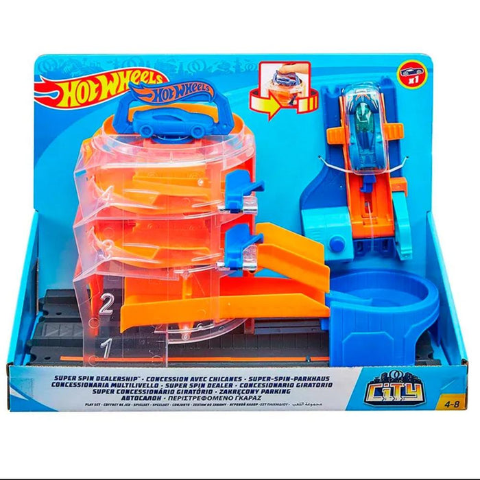 Hot Wheels Deluxe City