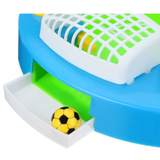 Juego De Mesa Tabletop Shoot Mini Tejo Football Ck