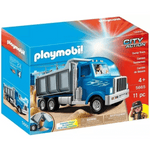 Playmobil City Action Camión Volcador - Citykids