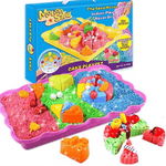 Arena mágica Motion Sand Cake Playset