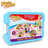 Arena mágica Motion Sand Cookies And Cake Deluxe - Citykids