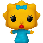 Figura Funko Pop Animation Simpsons - Maggie 498 - Citykids