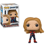 Figura Funko Pop Marvel Avengers Endgame- Capitain - Citykids