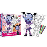 Puzzle Gigante Con Forma Vampirina 20 Pz Magic Makers