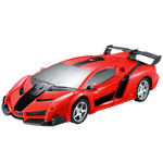 Carformers - auto a control remoto transformable - Citykids