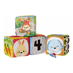 Bloques Soft De Animales Winfun