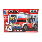 City Fire Rescue Para Armar Ck - Citykids
