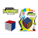 Cube World Magic Cubo Mágico Clásico 5x5 - Citykids