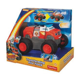 Fisher Price Blaze Camión De Bomberos Transformable - Citykids