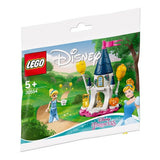 Lego Disney Princess Mini Castillo Cenicienta Bolsa 30554
