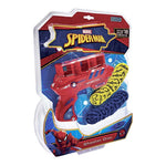 Pistola Spiderman Shooters Con 18 Discos Marvel Ditoys 2363