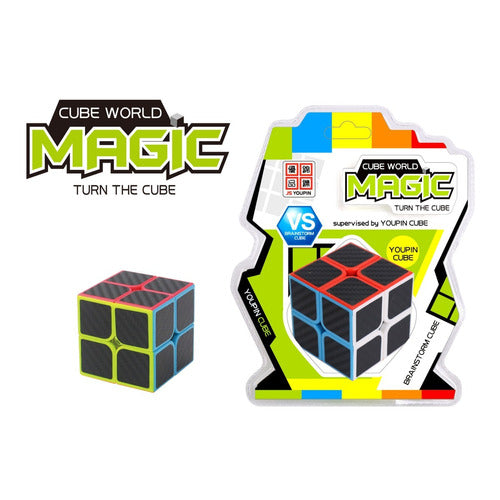 Cube World Magic Cubo Magico 2x2 Jyj002