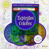 Espirales De Colores Para Dibujar Y Colorear Catapulta 90667