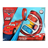 Cars Pista Con Lanzador Racing Set Con 2 Autos Ditoys 1183