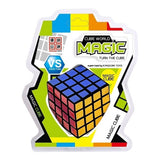 Cube World Magic Cubo Magico Clasico 4x4 Jyj010 Full