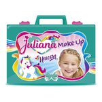 Valija Juliana Make Up Maquillaje Unicornio Chica Original
