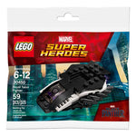 Lego Marvel Royal Talon Fighter Nave Pantera Negra 30450