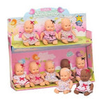 Muñeca Bebote Mini Bebe Divertoys Ik 001