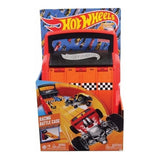 Hot Wheels Racing Battle Case Pista Lanzador De Autos