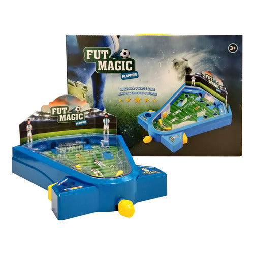 Juego Fut Magic Tablero Futbol Flipper Original Ik0033