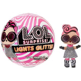Lol Surprise Muñeca Lights Glitter Original Wabro 564829