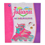 Juliana Sporting Patines Rollers Infantil Extensibles 017