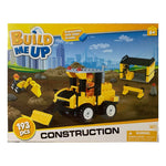 Build Me Up Construccion Pala Y Excavadora 193p