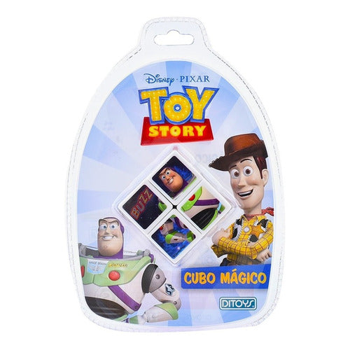 Cubo Magico Toy Story