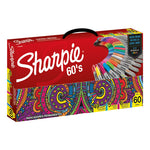 Marcadores Sharpie Expression Pack X 60 U