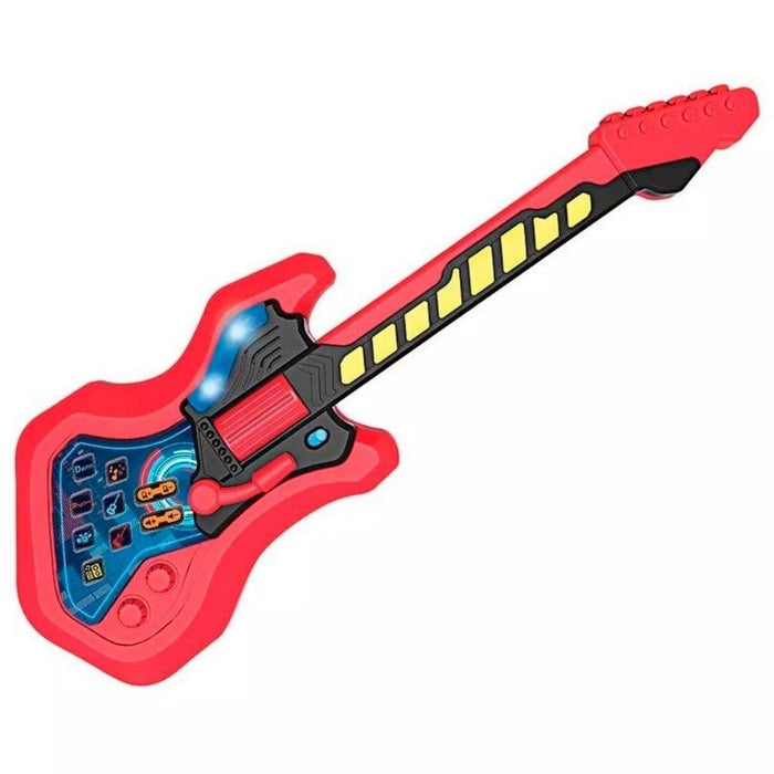 Guitarra Rock Star WinFun - Citykids