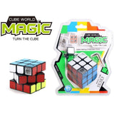 Cube World Magic Cubo Mágico Deluxe 3x3 Con Contador - Citykids