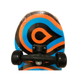 Patineta Skate Deck Madera Set Con Proteccion